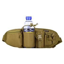 Outdoor Slim Deployment Sports Running Bag with Water Bottle Holder