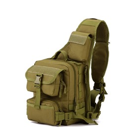 Men's Army Tactical Military Molle Bag Single Shoulder Outdoor Backpack Daypack