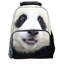 Outdoor 3D Cute Panda Hiking and Traveling 1.15L Durable 2 Layers Backpack