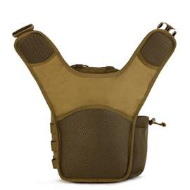 Multifunction Military MOLLE Outdoor for Men Messenger Bag Backpack