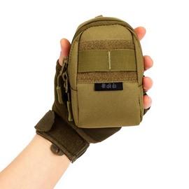 Scratch Resistant Hangable Nylon Outdoor Camo Mini Telephone Bag Backpack