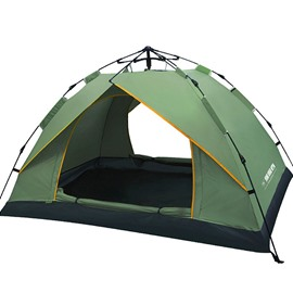 Outdoor Waterproof 3-4 Person Camping Fishing Tent Automatic Pop Up Quick Shelter