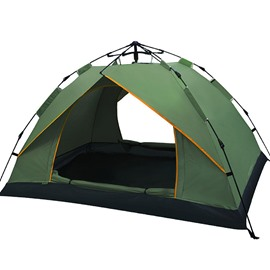 Automatic Pop Up Quick Shelter Outdoor One Room Waterproof 2 Person Camping Tent