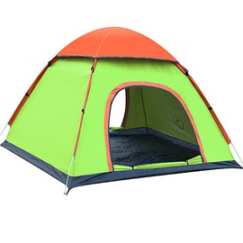 Outdoor 2 Persons Automatic Speed Open Throwing Pop Up Waterproof Tent