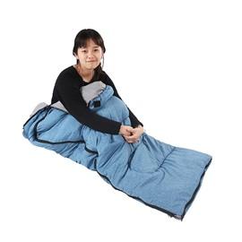 Three Season Waterproof Outdoor Lightweight Portable Envelope Sleeping Bags for Adults