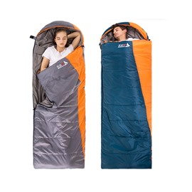 Premium Lightweight Single Sleeping Bag for Adults