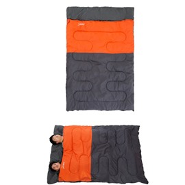 Waterproof Backpacking Double Sleeping Bag for Camping