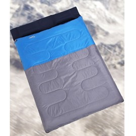 Waterproof Double Sleeping Bag for Camping