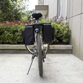 Rear Seat Trunk Bag Panniers Cycling Waterproof Bike Bag