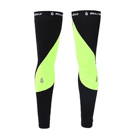 Men's Long Sleeve Outdoor Sports UV Resistant Cycling Protective Leg Sleeve