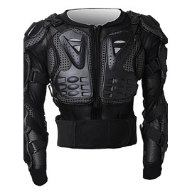 Male Black Road Bike Body Armor Windproof Long Sleeve Cycling Jersey