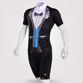 Classic Suit Design Creative Elastic Breathable Cycling Clothing