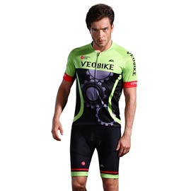 Splicing Color Close-fitting Durale Cycling Clothing