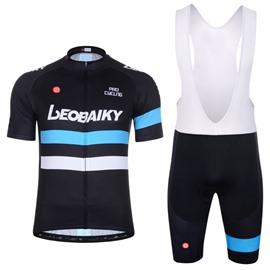 Men Shorts Padded Cycling Pants Bicycle Jersey Sky