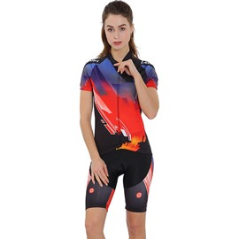 Women's Short Sleeve Cycling Jersey Jacket Cycling Shirt Quick Dry