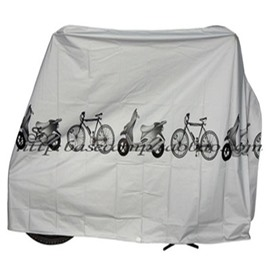 Electric Bike Cover Outdoor Waterproof UV Dust Wind Proof