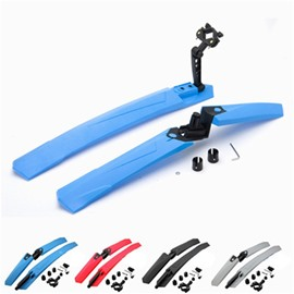 Colorful Practical Rear Road Bicycle Fender