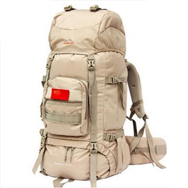 75L Camouflage Outdoor Camping Hiking Trekking Traveling Backpack