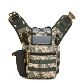 Multifunction Military MOLLE Outdoor for Men Messenger Bag Backpack