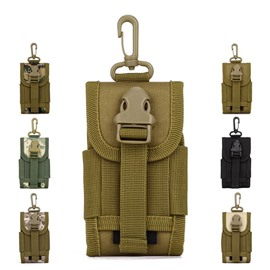 Nylon Waterproof Hangable MOLLE System Telephone Bag