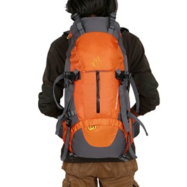 50L Lightweight Comfortable Hiking Travel For Men&Women Backpack