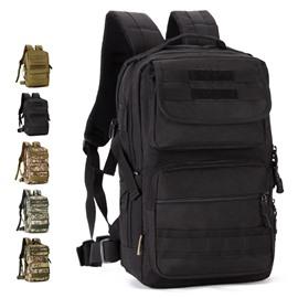 25L Lightweight Adjustable Strap Waterproof Camping Outdoor Backpack