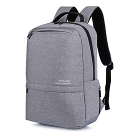 Oxford Material Waterproof Business Casual Recharge Computer Backpack