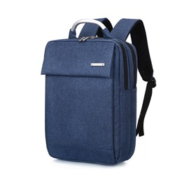 Large Capacity Business Style Polyester Computer Backpack