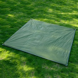 Waterproof Camping Tent Footprint Blanket Mat for Outdoor Sunshade Shelter