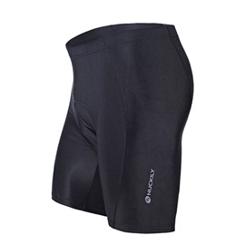 Male Breathable Elastic Road Bike Shorts Sponged Absorbent Outdoor Cycling Shorts