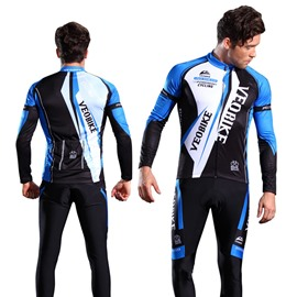 Unusual Racing style Close-fitting Cycling Clothing