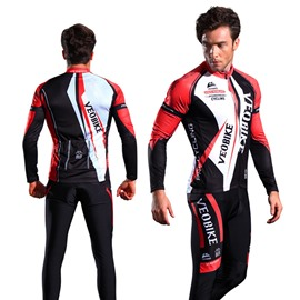 Racing style Lifeful Close-fitting Cycling Clothing