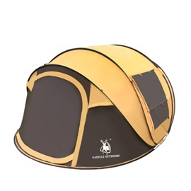 3-4 Person Outdoor Instant Pop-up Camping and Hiking Tent