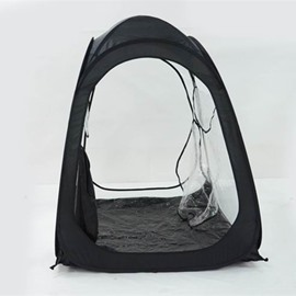 1 Person UV-Pro and Waterproof Outdoor Hiking Fishing Quick- Set up Tent
