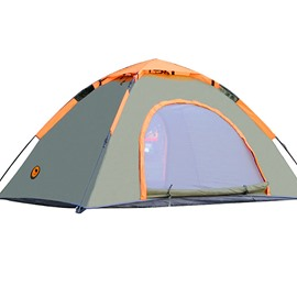 Waterproof One Room 2 Persons Automatic Speed Open Throwing Pop Up Tent
