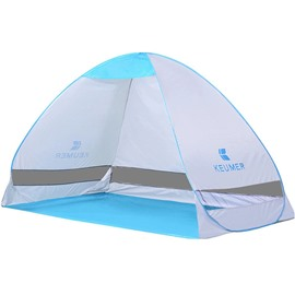 Camping Throwing Pop Up 2 Persons Single-layer Automatic Speed Open Tent