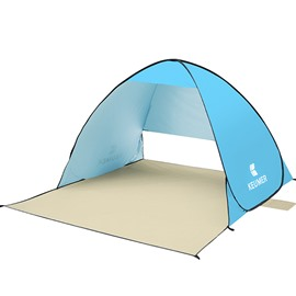 Waterproof Camping Throwing Pop Up 2 Persons Automatic Speed Open Tent