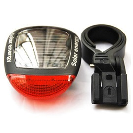 SleekLighting Solar Energy LED Bike Light