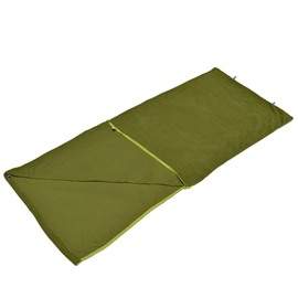 Portable Cotton Sleeping Bag Liner for Adults