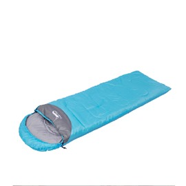 Portable Waterproof Envelope Sleeping Bag with Compression Sack