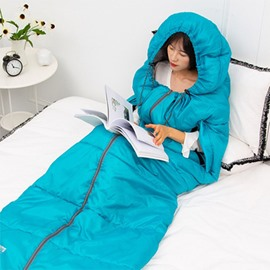 Hybrid Type Portable Lightweight Sleeping Bag for Cold Winter