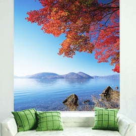 Autumn Nature Scenery of Japan Printing 3D Roller Shades