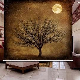 The Tree under the Moon 3D Printed Roller Shades