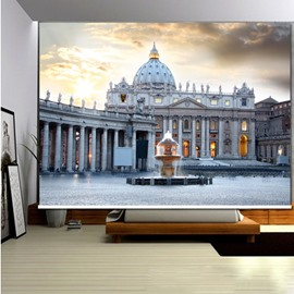 Famous St.Peter's Basilica 3D Printed Roller Shades