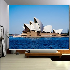 Famous Sydney Opera House 3D Printed Roller Shades
