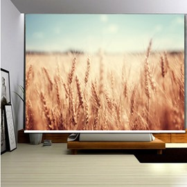 Beautiful Wheat Field 3D Printed Roller Shades