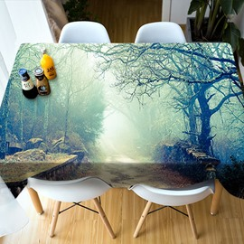 Dinning Room Kitchen Birthday Party Decoration 3D Tablecloth