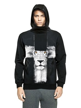 New Design Vivid Color Printed Graphic 3D Painted Hoodie