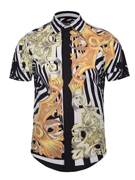 Quick-Dry Lightweight Vibrant Color 3D Painted Shirt