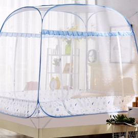Free Installation of Top Three Door Encryption Bottomed Mosquito Net